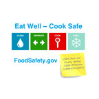 Visit www.FoodSafety.gov for more tips
