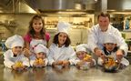 Children's food expert, Annabel Karmel MBE and award-winning chef, Theo Randall, work with the *real* experts to ensure the new InterContinental Hotel & Resorts Children's Menu passes the high standards of their junior guests. The new menu promises to take children through an exciting journey of food discovery and will be rolled out worldwide from January 2014.
