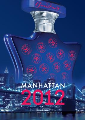 At Last! For The Sinuous, Sensual, Billion-Megawatt City That Never Sleeps, An After-Hours Eau De Parfum It Can Call Its Own: Bond No. 9 Manhattan