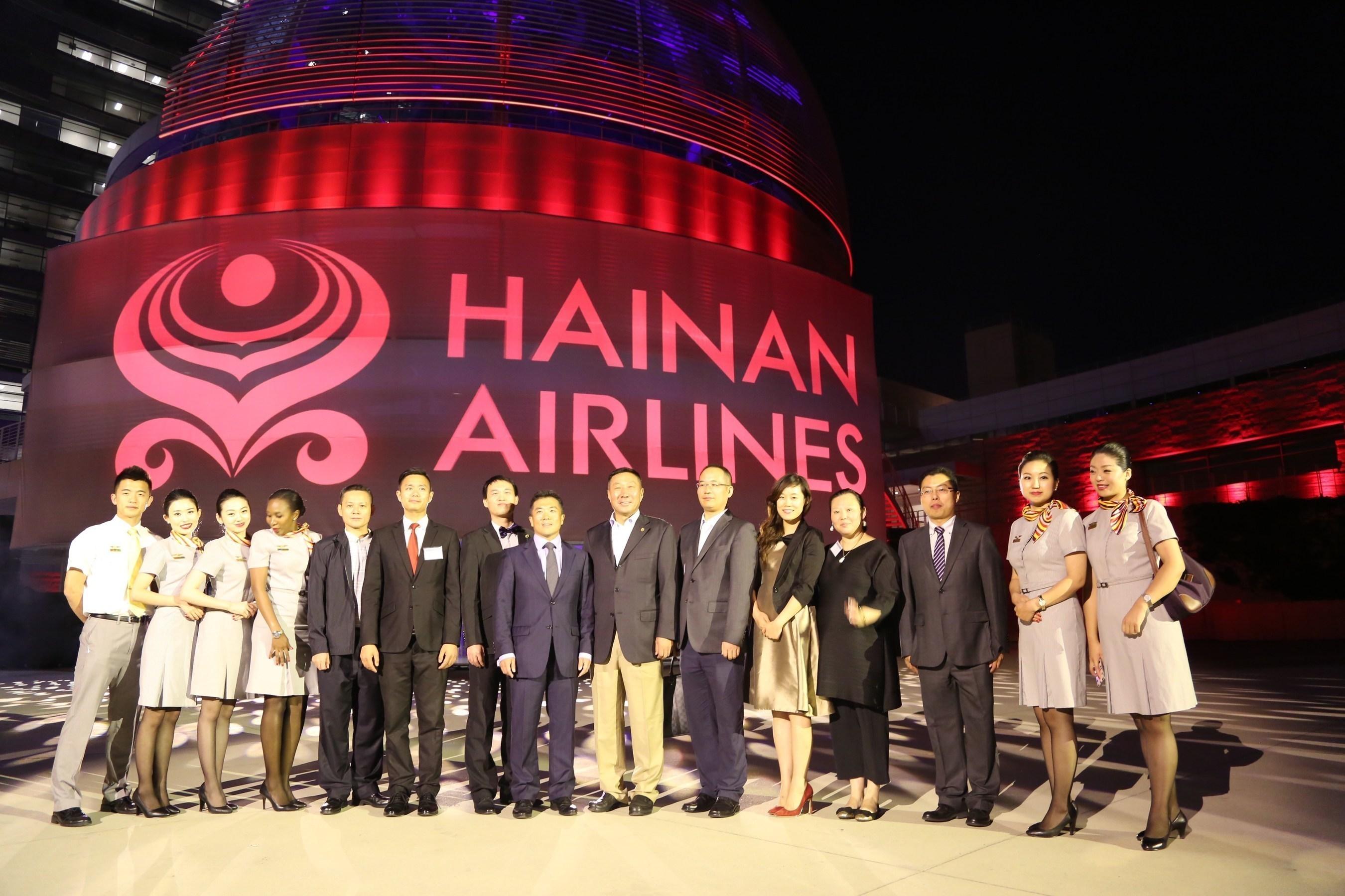 Hainan Airlines ouvre une liaison sans escale entre Pékin et San José en Californie
