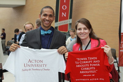 Acton Institute's Annual Acton University Conference Named Finalist For 2014 Templeton Freedom Award