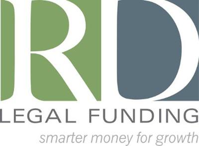 RD Legal Funding Logo.  (PRNewsFoto/RD Legal Funding, LLC)