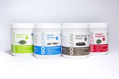 Kashi® Shakes Up GOLEAN Line With New Plant-Powered Vegan Protein Powders