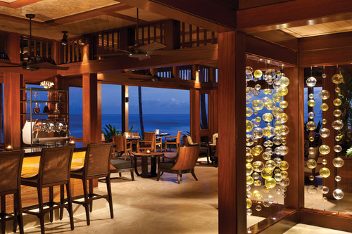 Four Seasons Resort Hualalai Opens 'ULU Ocean Grill & Sushi Lounge.  (PRNewsFoto/Four Seasons Resort Hualalai)