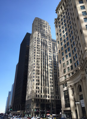 The new SVDS office is now open at 333 North Michigan in Chicago's East Loop.