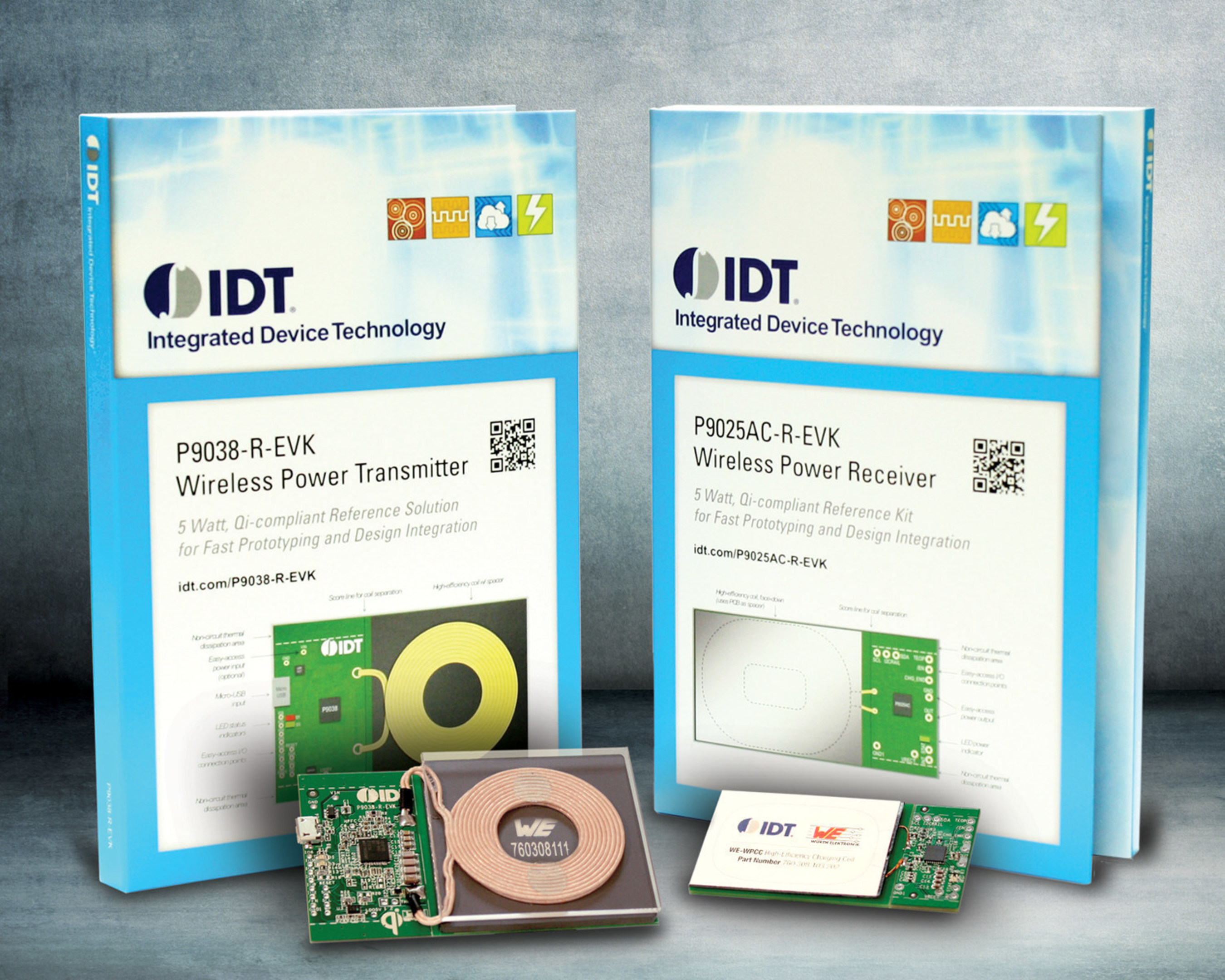 IDT Teams Up With Digi-Key Electronics for Contest to Create Wirelessly Powered Devices