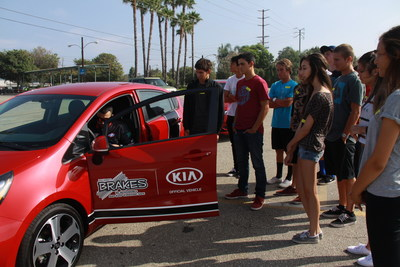 Kia and B.R.A.K.E.S. host free hands-on defensive driving education in Arizona January 16 and 17
