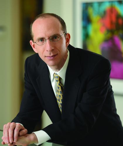 UCLA Anderson Full-Time MBA program Dean, Mark Garmaise. (PRNewsFoto/UCLA Anderson School of...) ...