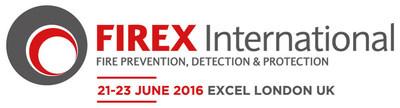 FIREX International Heats Up London's ExCeL