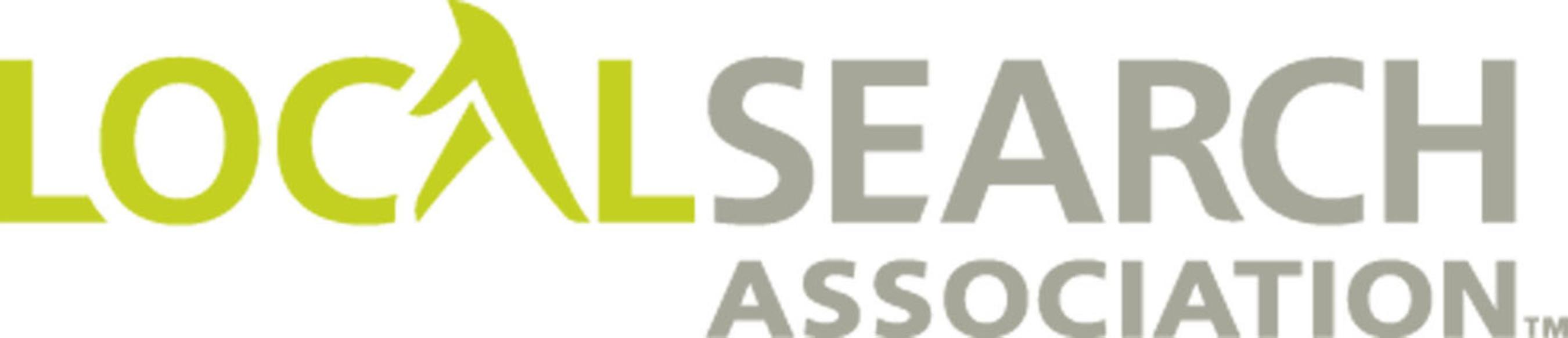 Local Search Association logo.