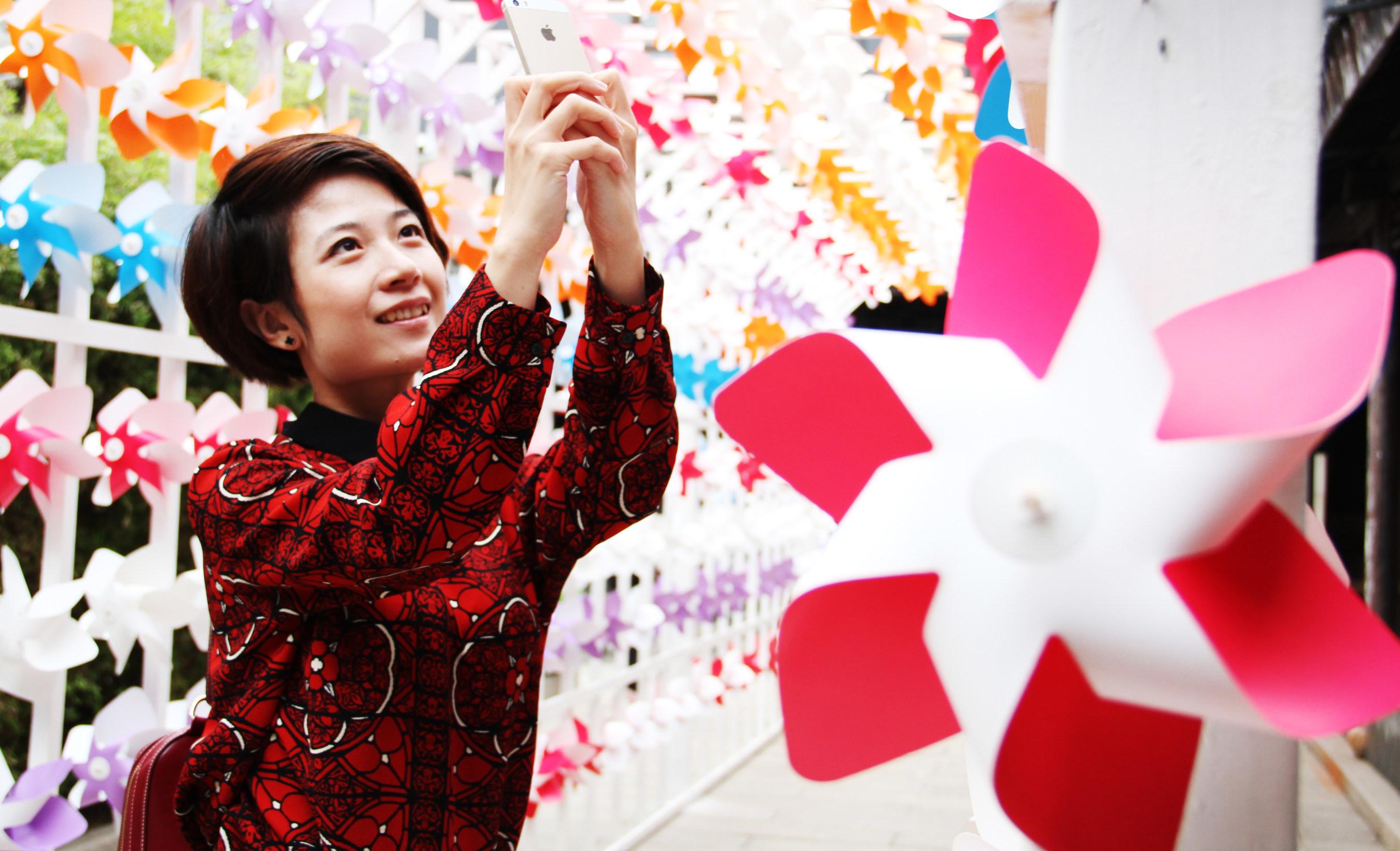 Zhouzhuang ofrece molinillos y molinos de viento durante todo el verano