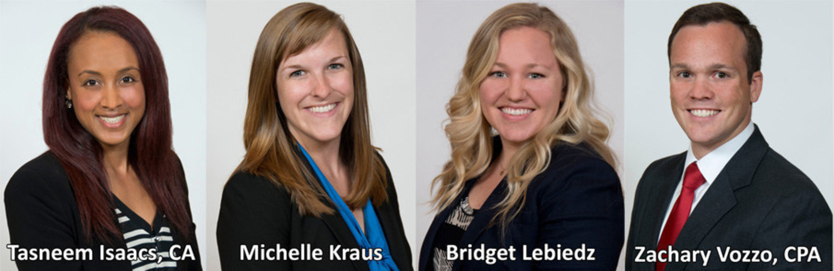 The Siegfried Group, LLP Welcomes New Professionals from the Central Region for New Hire