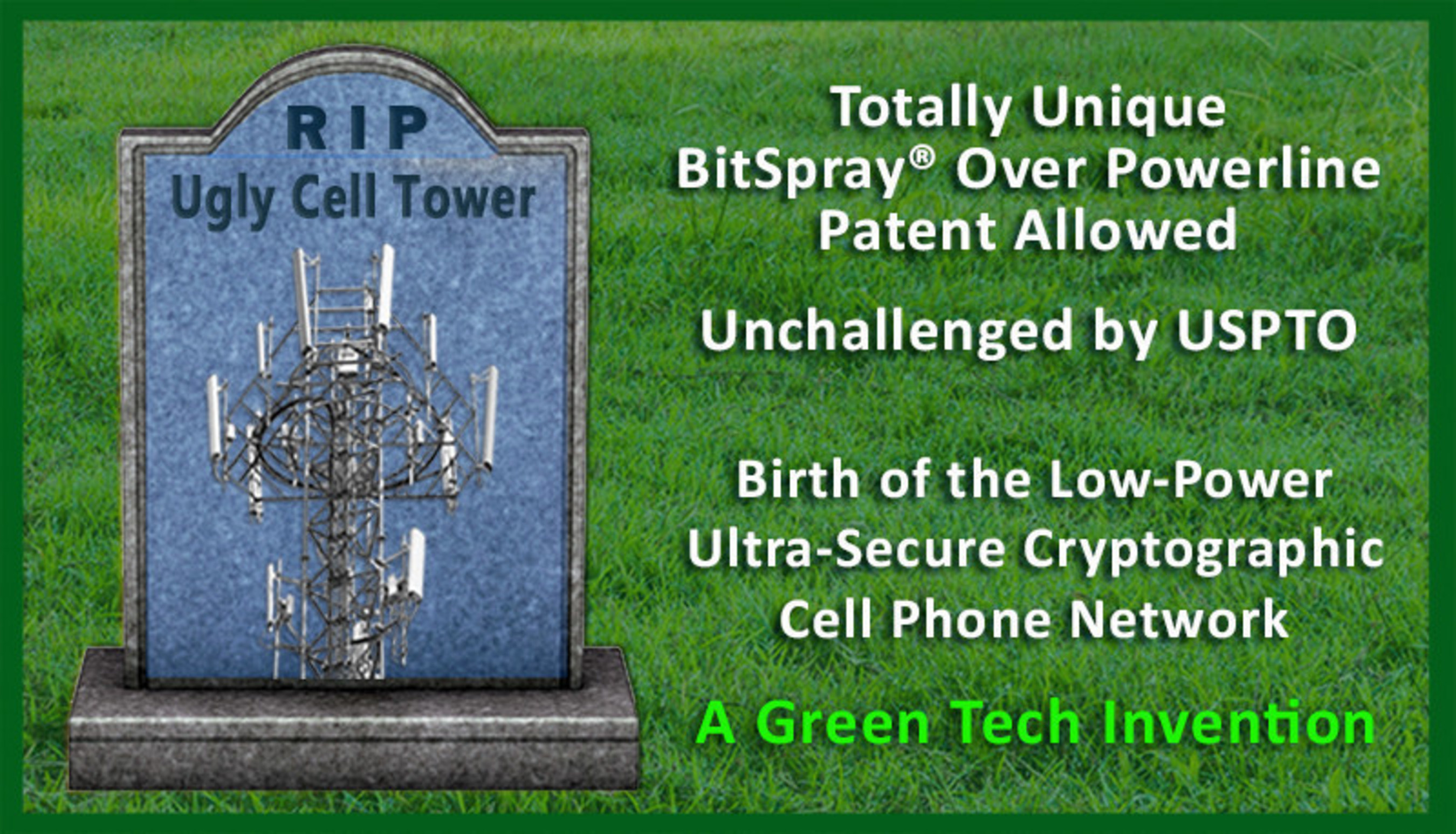 Death of the Cell Phone Tower
