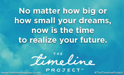 The Timeline Project™ Helps Millennial Women Illustrate Path To Achieving Their Life Goals