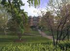 Foust Building at The University of North Carolina at Greensboro