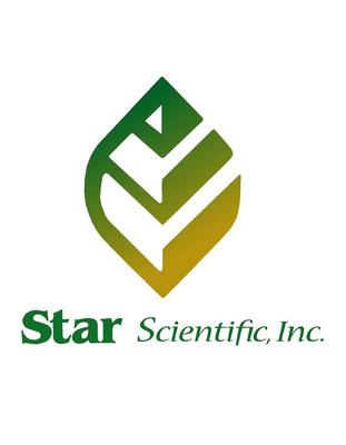 Star Scientific Logo.