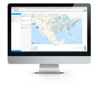 Yellowfin Location Analysis for your Business (PRNewsFoto/Yellowfin)
