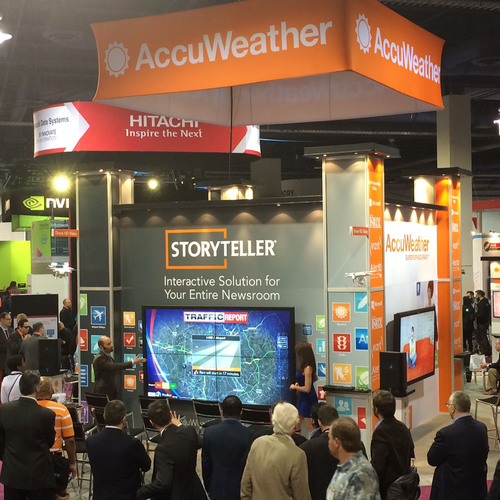 The StoryTeller(R) INRIX Traffic App now delivers an expanded range of features including projected drive ...