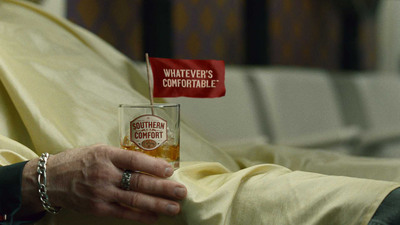 "Southern Comfort extends ""Whatever's Comfortable"" advertising campaign.  (PRNewsFoto/Southern Comfort)"