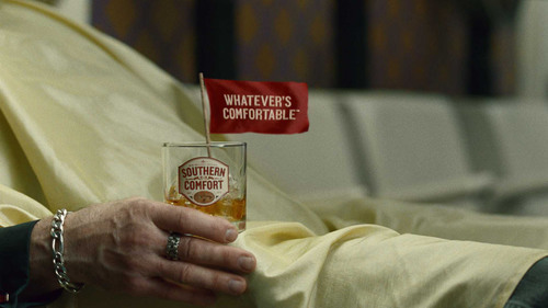 Southern Comfort Marketing Campaign Extends 'Whatever's Comfortable' Attitude