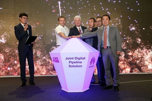 Huawei Redefines Innovative ICT to Enable Smart Energy at its Global Energy Industry Summit 2015 (PRNewsFoto/Huawei Global) (PRNewsFoto/Huawei Global)