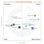 Best Cross-Channel Advertising Platforms - Winter 2015 - G2 Crowd Grid