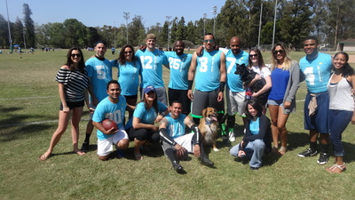 Cydcor participates in the Ventura Corporate Games. (PRNewsFoto/Cydcor)