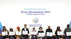 HWPL Peace Resolution 2015 Conference at the United Nations