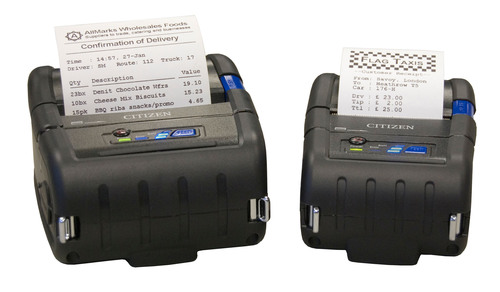 Citizen CMPi Series Mobile Printers. (PRNewsFoto/Citizen Systems America) (PRNewsFoto/CITIZEN SYSTEMS AMERICA)