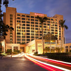 W. P. Carey's non-traded REIT, Carey Watermark Investors, announced today that it has acquired the Boca Raton Marriott at Boca Center. The 256-room, high-quality, full service hotel is located at 5150 Town Center Circle in Boca Raton, FL. (PRNewsFoto/Carey Watermark Investors Inc)
