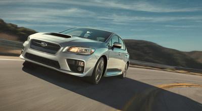 2016 Subaru WRX Turbocharged BOXER Engine Named To Wards 10 Best Engines For 2016