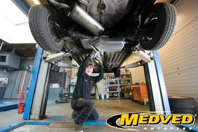 Medved service department is certified and prepared to repair all recalled vehicles in the Denver, Castle Rock and Wheat Ridge areas. (PRNewsFoto/Medved Autoplex)