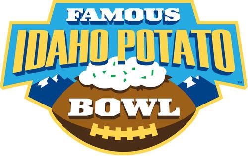 Famous Idaho Potato Bowl Logo.  (PRNewsFoto/The Famous Idaho Potato Bowl)