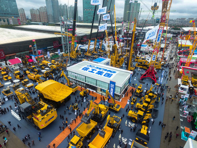 "XCMG announces ""Advanced and Endurable"" gold standard, and launches highly anticipated XCMG-Cloud and new products at bauma China 2016"