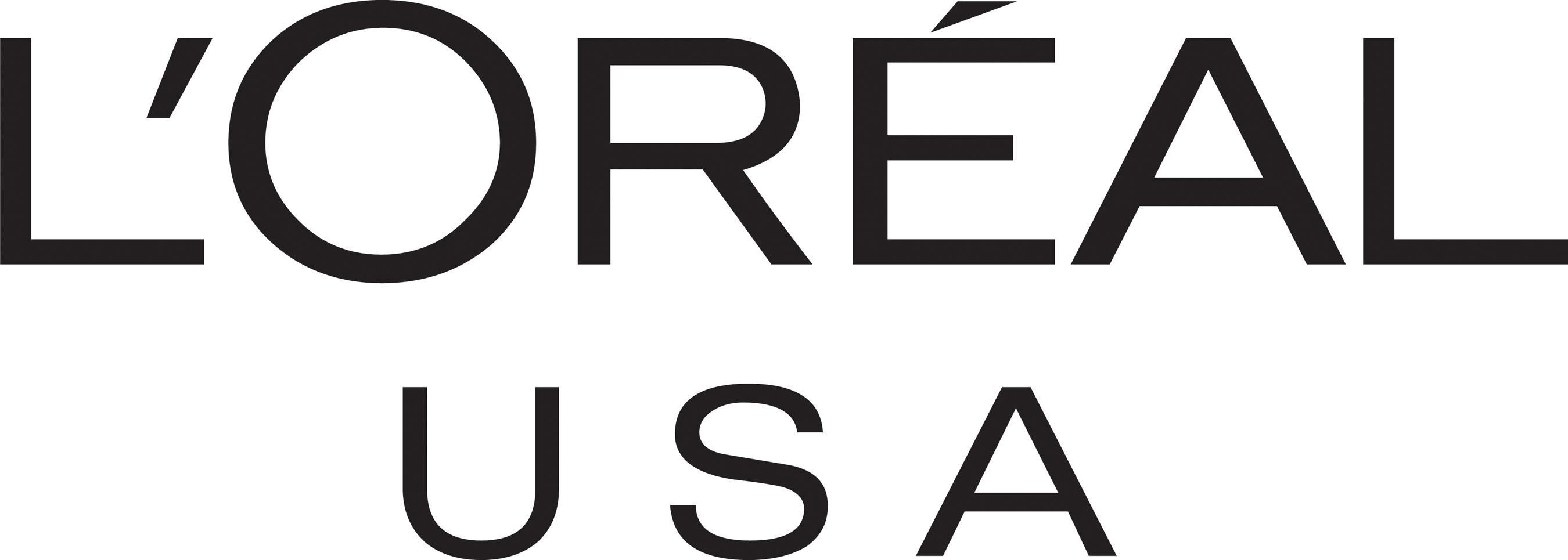 L'Oreal USA Logo.