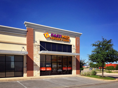 FastMed's newest urgent care clinic in Taylor, Texas.