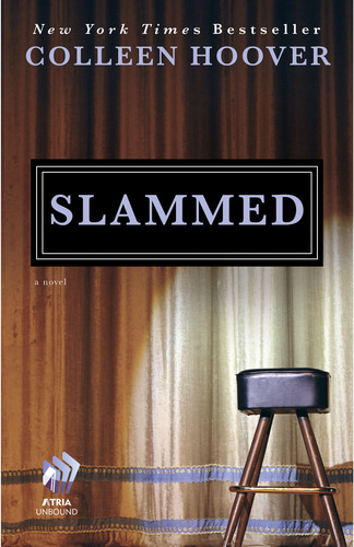 Colleen Hoover's bestselling book SLAMMED available as an Atria ebook today.  (PRNewsFoto/Atria Books)