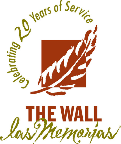 The Wall-Las Memorias - Celebrating 20 Years of Service.  (PRNewsFoto/The Wall-Las Memorias Project (TWLMP))