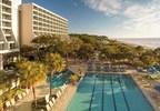 Book a fall getaway now at Hilton Head Marriott Resort & Spa and receive a $25 resort credit each night to use at the hotel's restaurants and spa. AAA members will enjoy an additional five percent discount. For information, visit www.marriott.com/HHHGR or call 1-843-686-8400.