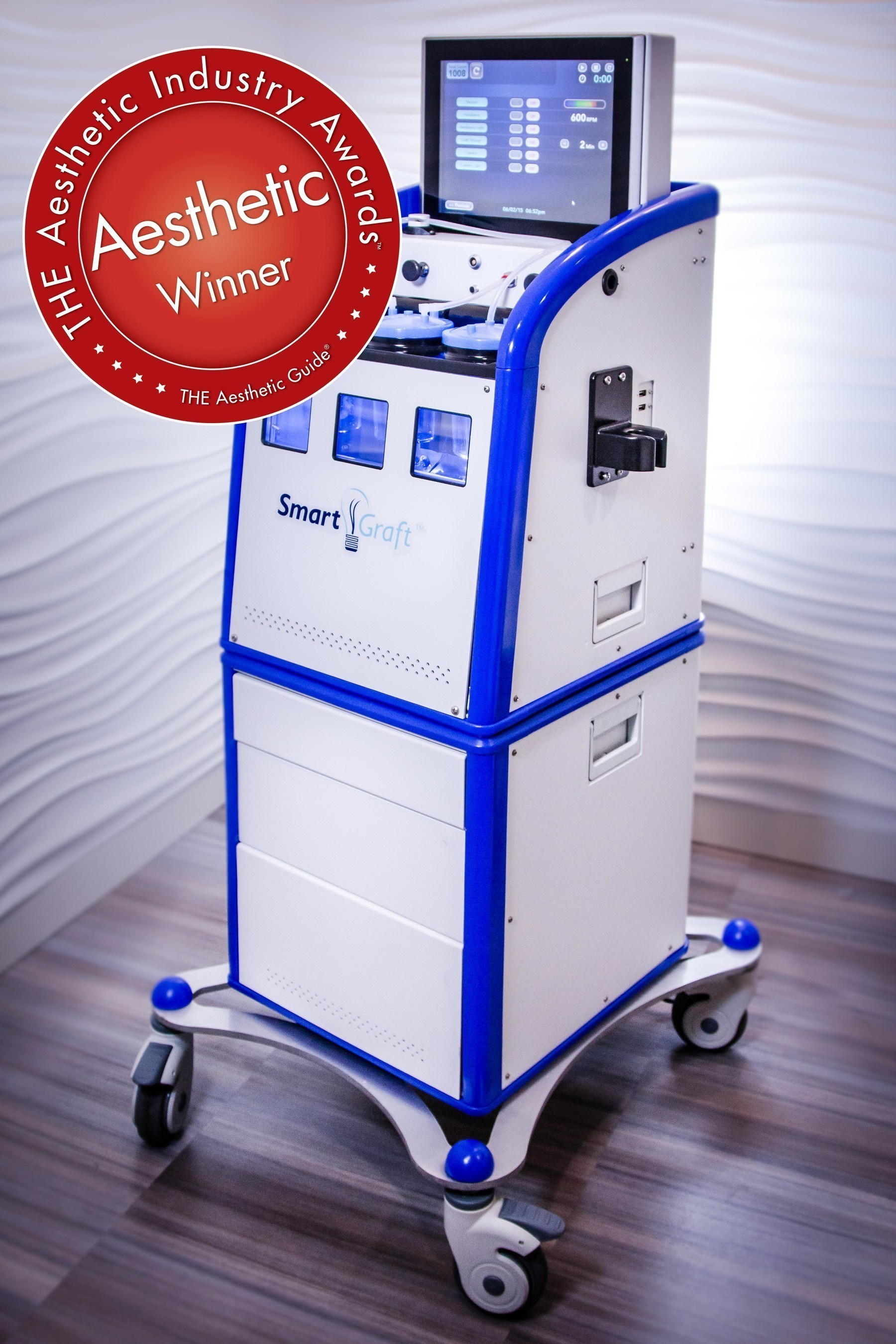 SmartGraft by Vision Medical Takes Award for Best Hair Restoration System in THE Aesthetic Industry