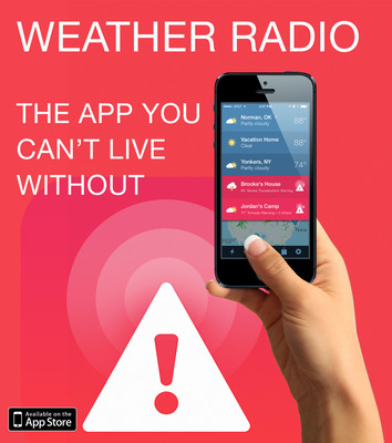 Quite simply, the only weather app you'll ever need