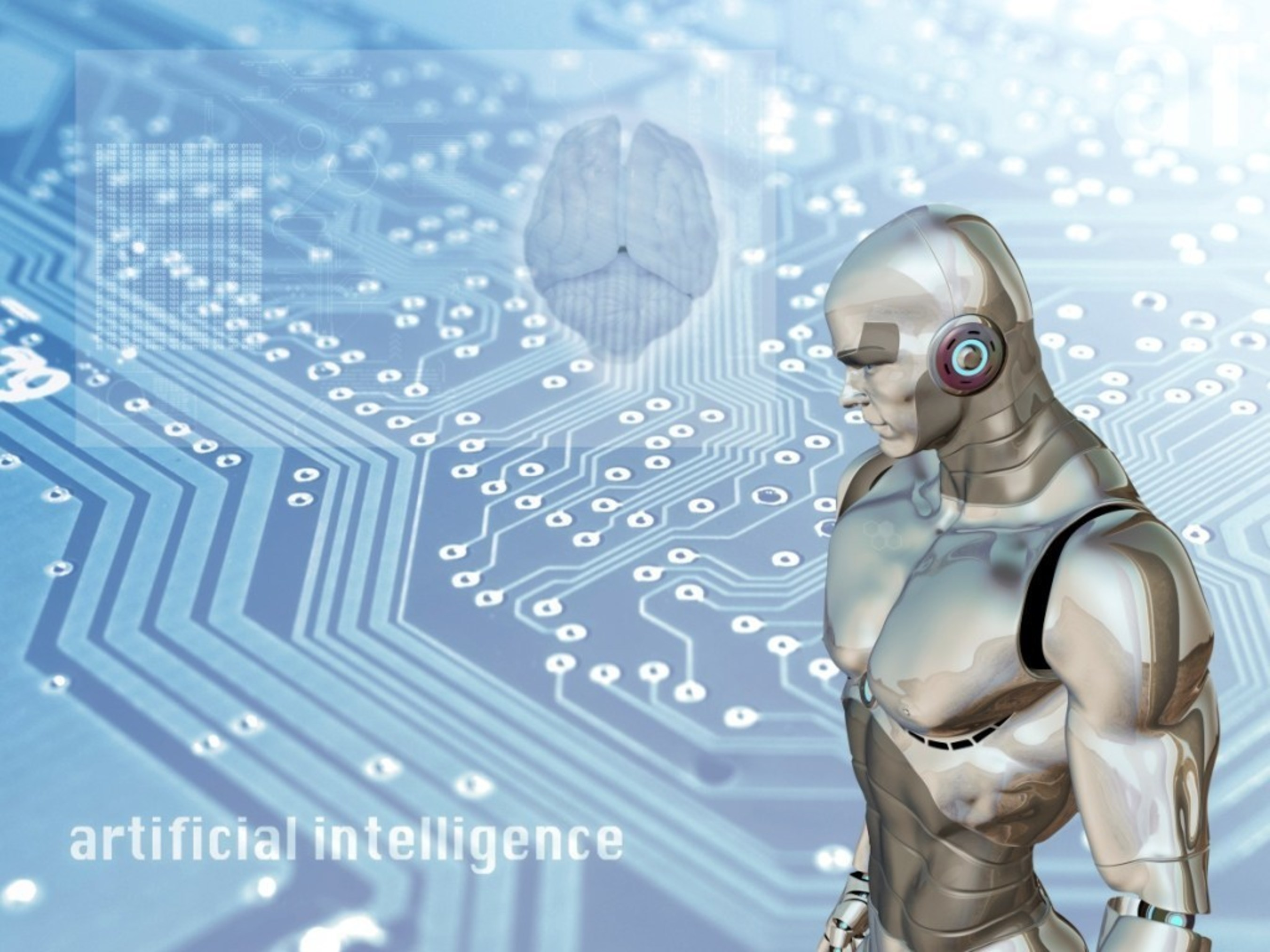 Artificial Intelligence and the Future of a Single Digital Europe at Frost & Sullivan's GIL 2016