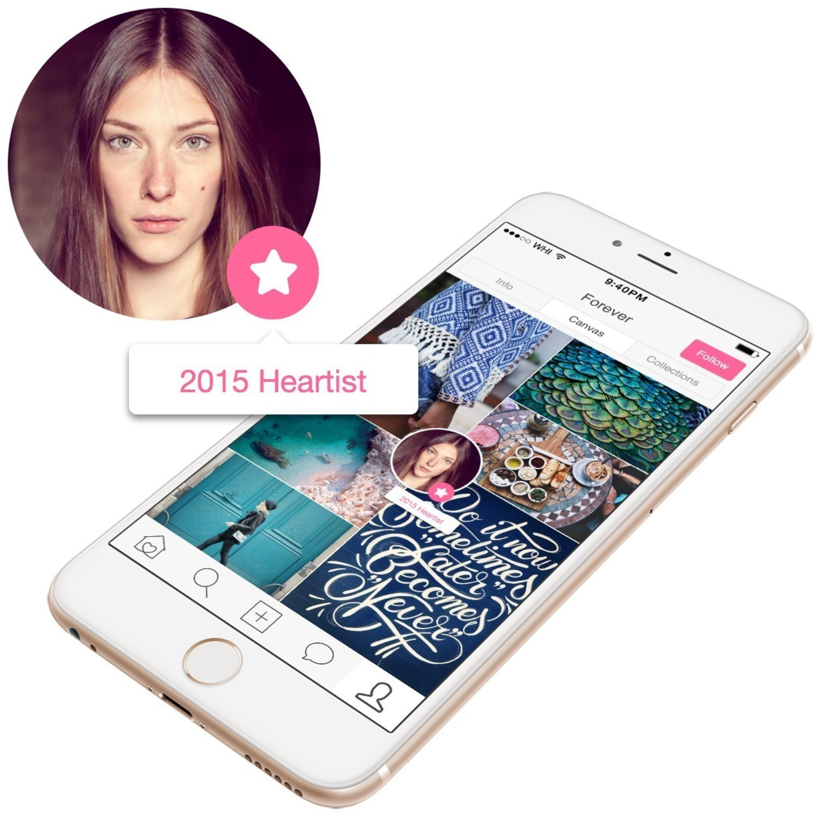 We Heart It Announces Launch of Heartist Program