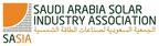 Saudi Arabia Solar Industry Association (SASIA) Logo