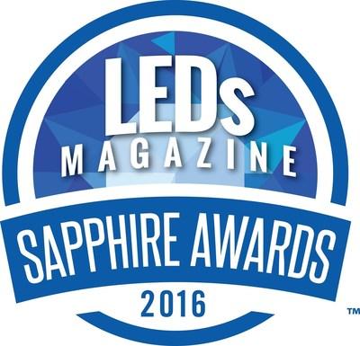 LEDs Magazine 2016 Sapphire Awards