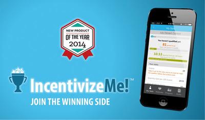 IncentivizeMe!, Join the Winning Side (PRNewsFoto/MarketingVitals.com)