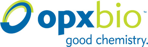 OPX Biotechnologies Inc. Logo.  (PRNewsFoto/OPX Biotechnologies Inc.)