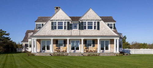 The Architects Challenge Best In Show project, a shingle-style home on Martha's Vineyard, was designed by ...
