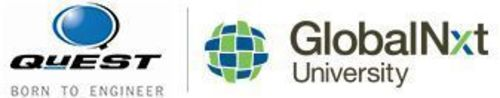 QuEST Global and GlobalNxt University logos (PRNewsFoto/GlobalNxt University)