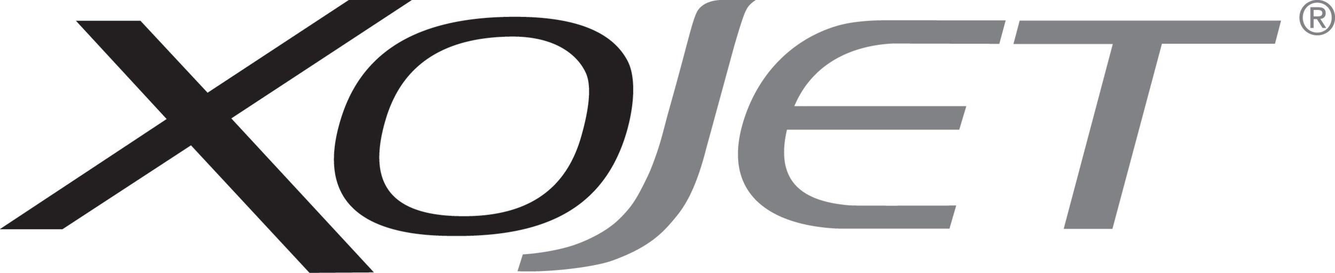 XOJET logo